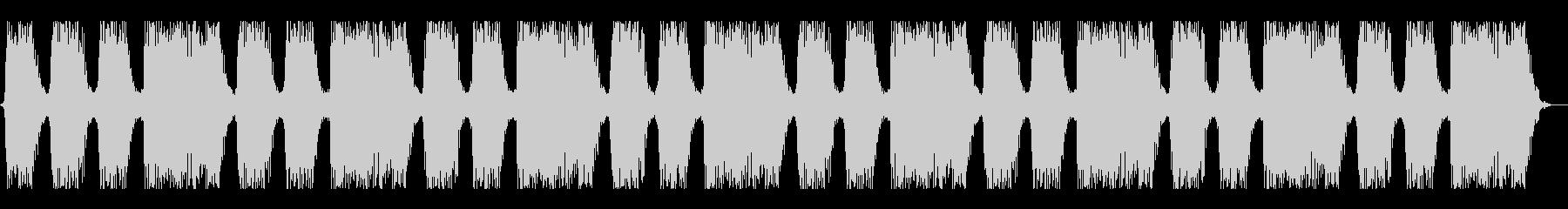 ハードコア風ショートサウンド#03の未再生の波形