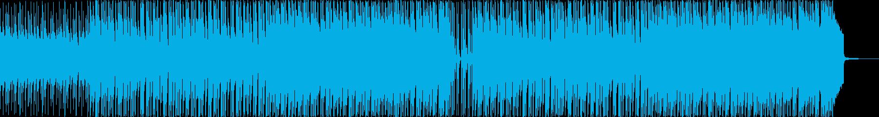 ポップ サスペンス アクション 楽...の再生済みの波形