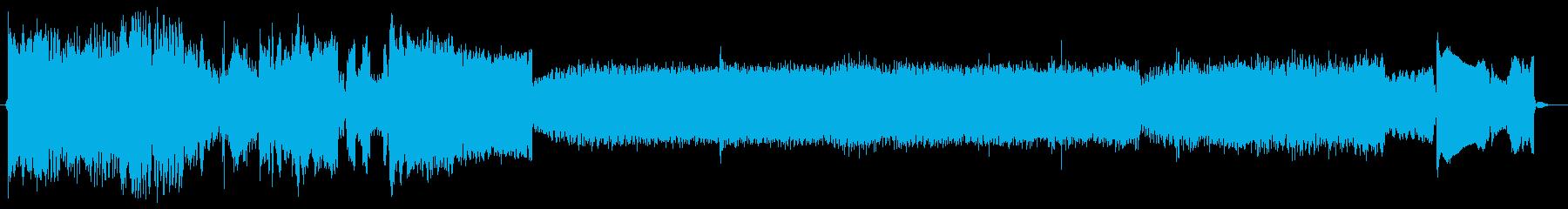 2WO WAY COMの再生済みの波形