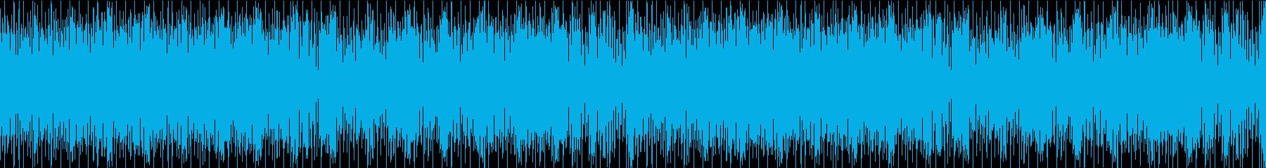 明るく可愛い+ボイス系/オケ/ループ可能の再生済みの波形