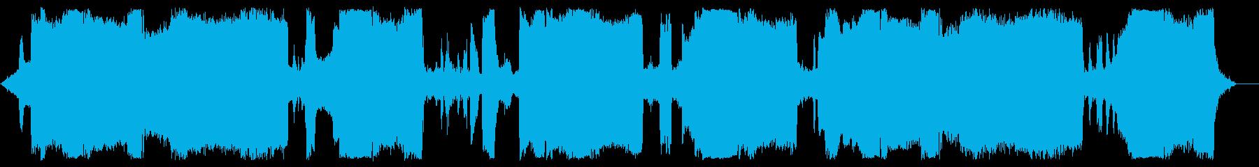 SC。レーシング;インターナル/レ...の再生済みの波形