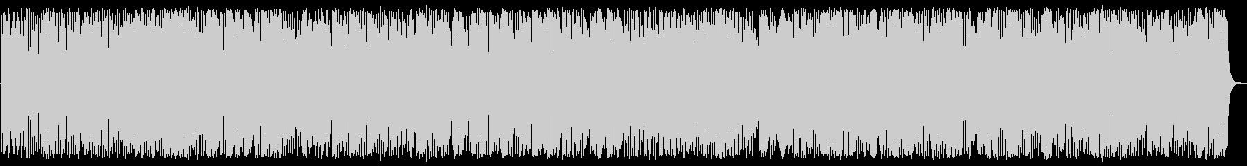 荒野の果てに(acoustic)の未再生の波形