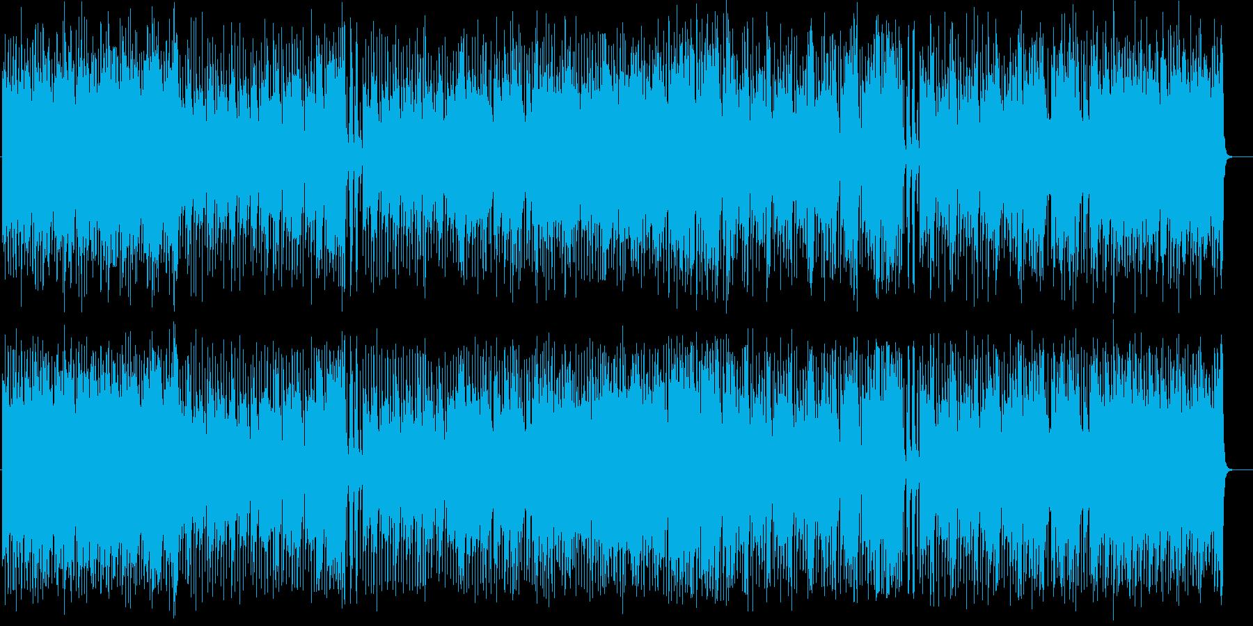 流麗なアコースティック・ギター・サウンドの再生済みの波形