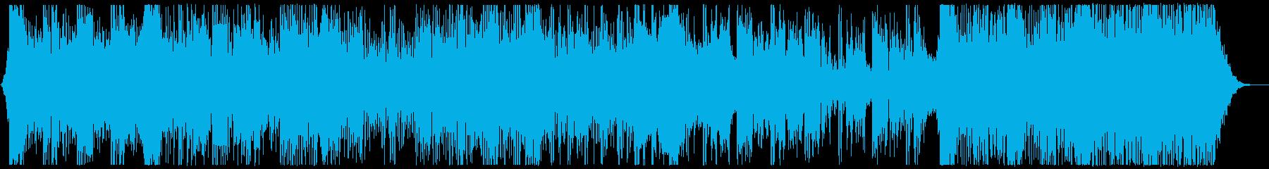 Alt Mix-繊細なピアノ、スト...の再生済みの波形