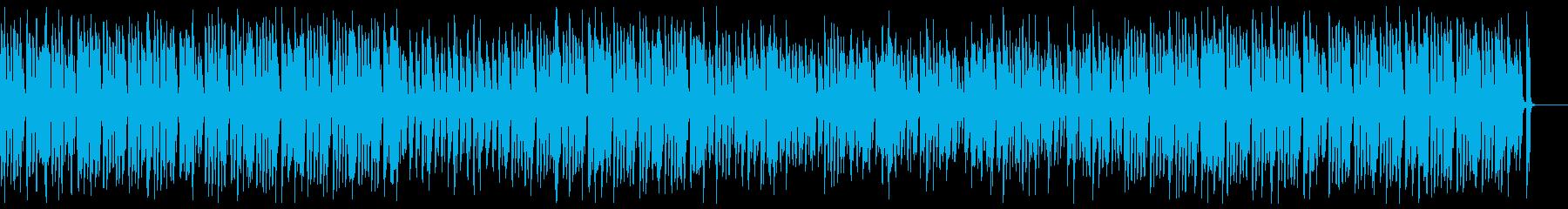 ダーク・夜・情熱・暗く速いジプシージャズの再生済みの波形