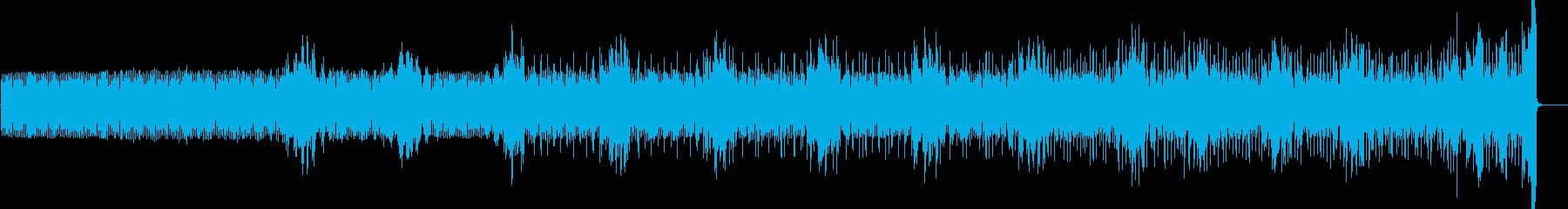 電気技術-ハイテクのテーマ。 Sp...の再生済みの波形