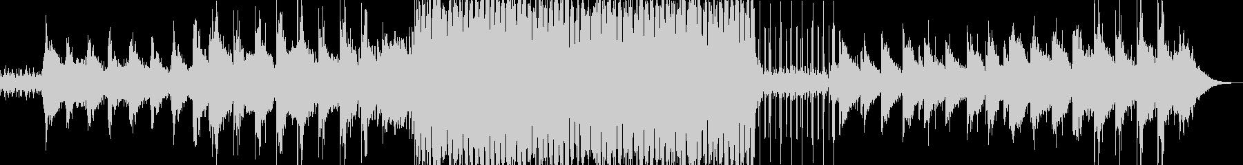 幻想的なヒーリング系 チルアウトの未再生の波形