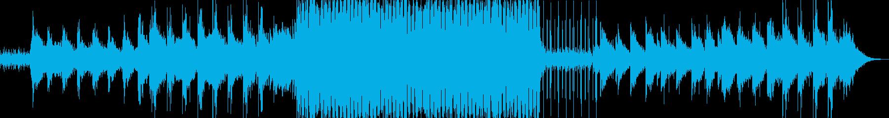 幻想的なヒーリング系 チルアウトの再生済みの波形