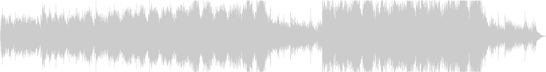 Inspiring piano melody music's unreproduced waveform