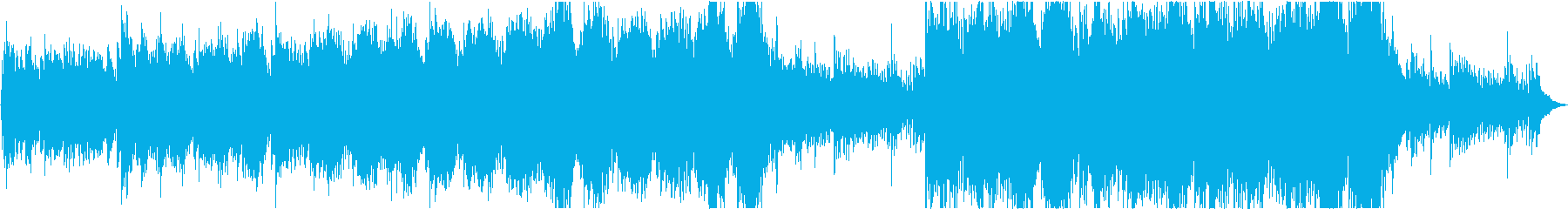 Inspiring piano melody music's reproduced waveform