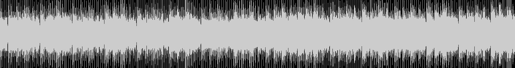 ニュース映像ナレーションバック向け-25の未再生の波形