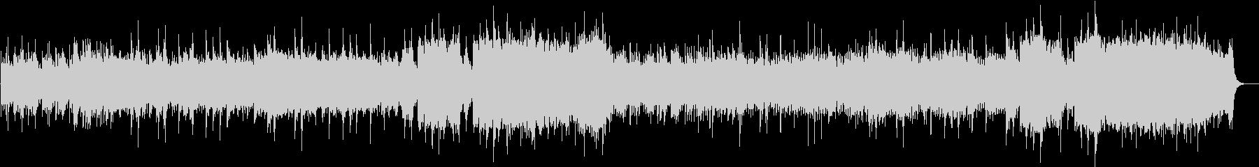 月光ソナタ オルゴールオーケストラverの未再生の波形