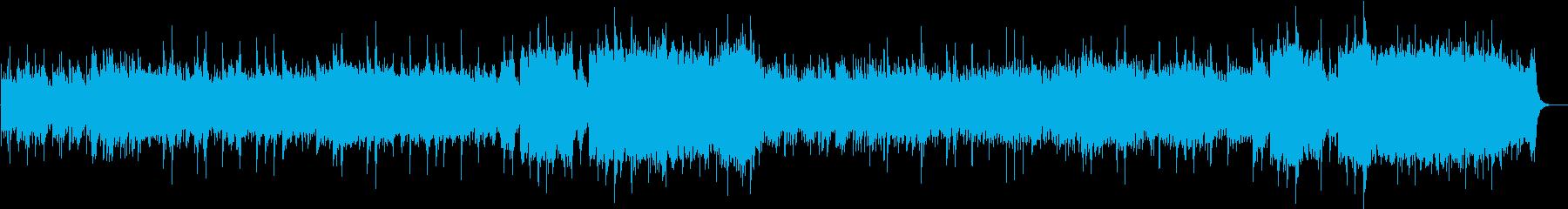 月光ソナタ オルゴールオーケストラverの再生済みの波形