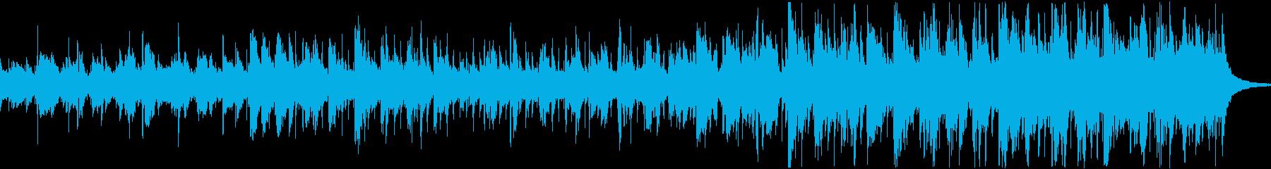 クールなインディーフォークアコース...の再生済みの波形