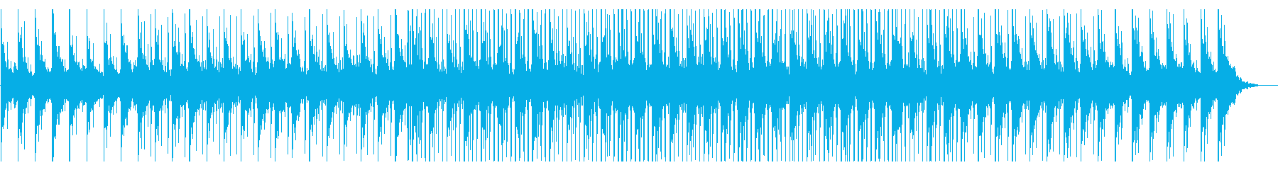Neutral BGM for news commentary's reproduced waveform