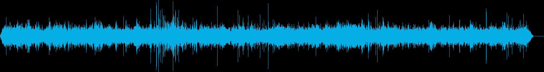 マーケット3の再生済みの波形
