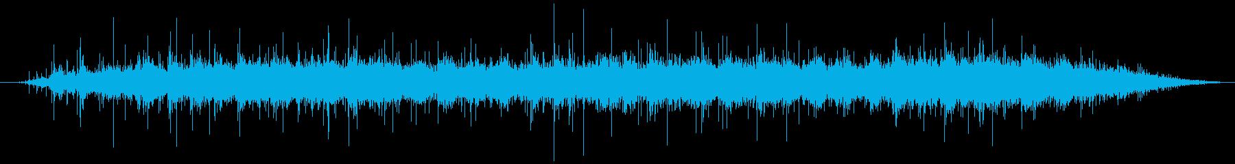 中規模の屋内の群集:拍手、拍手、拍手の再生済みの波形
