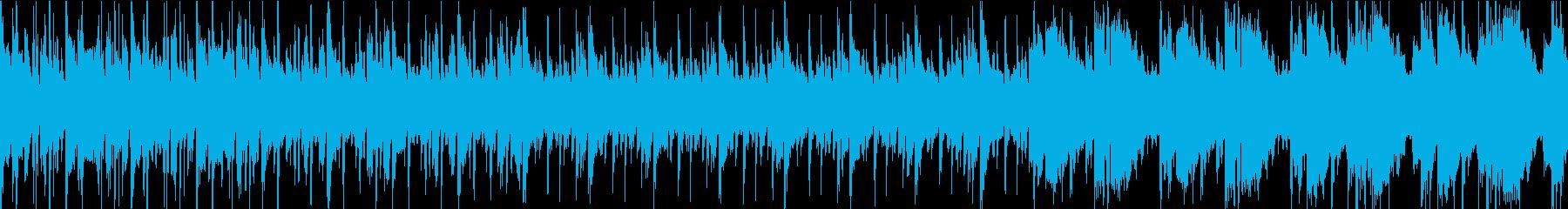 ゆったりしたR&Bの再生済みの波形