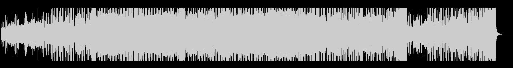 90年代感のあるSTG、RCG向けBGMの未再生の波形
