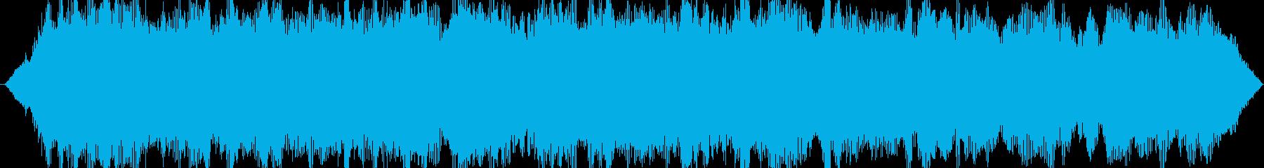 PADS 雄大な日02の再生済みの波形