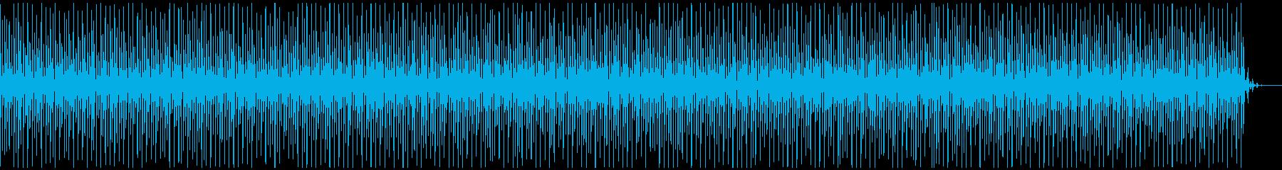 [ニュース報道]フラット、ヘッドラインの再生済みの波形