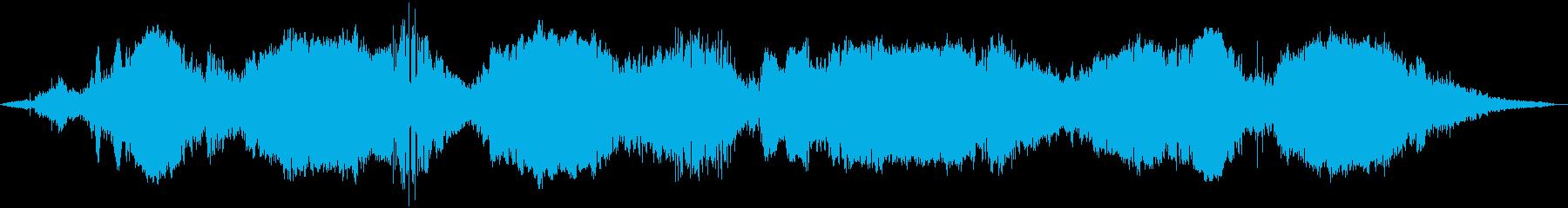 GTSシリーズカー:ヘアピンターン...の再生済みの波形