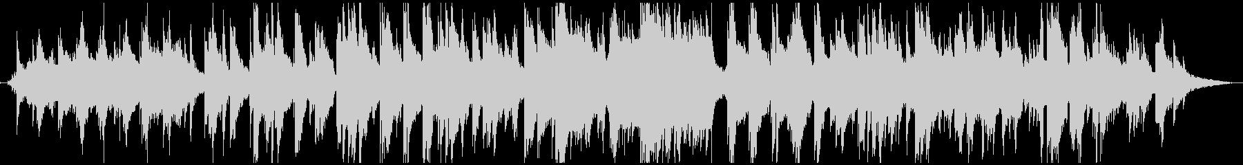 伝統的 ジャズ ビバップ 壮大 バ...の未再生の波形