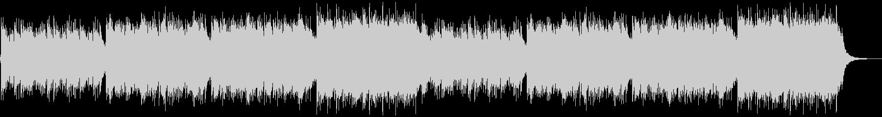 企業VP映像、154オーケストラ、爽快Lの未再生の波形