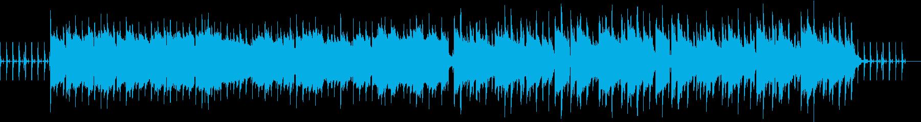 トレーニング・ストレッチ用 100BPMの再生済みの波形