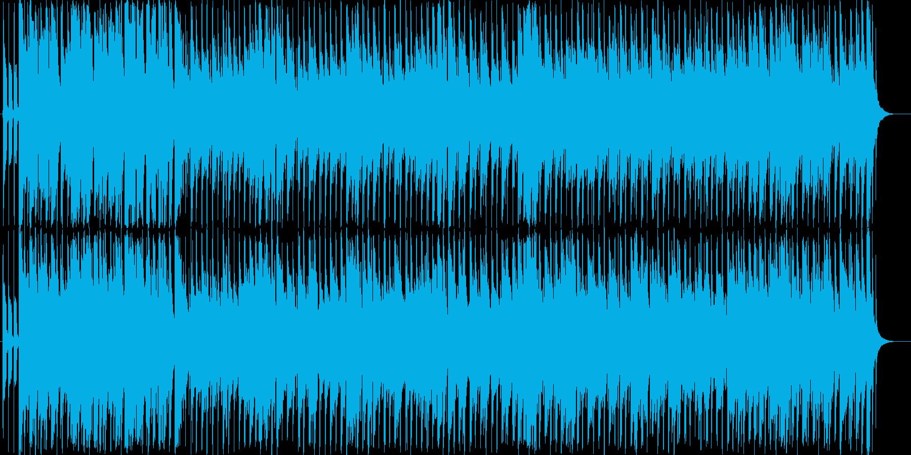 各種イベントのBGMに〜カントリー調の再生済みの波形