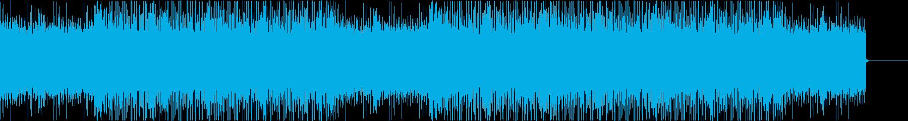 Lofi,ローファイヒップホップ5の再生済みの波形