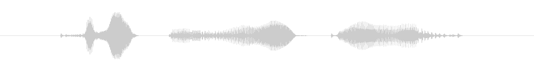 COVID-19の未再生の波形