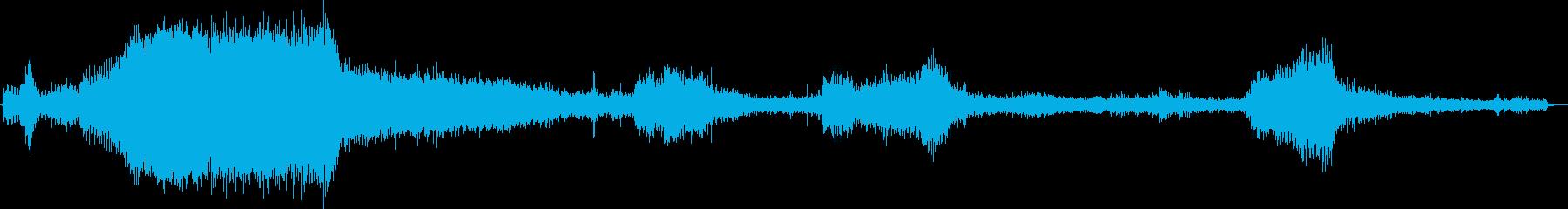 フォードF150ピックアップトラッ...の再生済みの波形