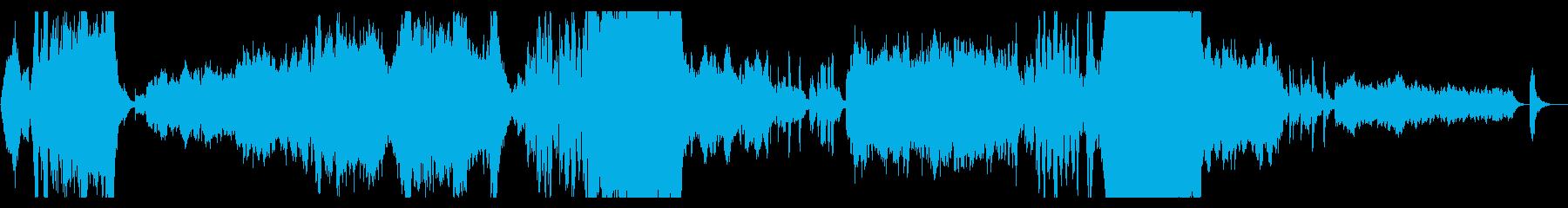 祝典ファンファーレ/テーマパーク/感動の再生済みの波形
