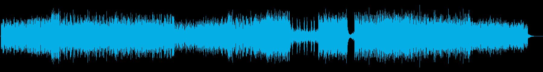 劇伴 ロック オーケストラ バンド版の再生済みの波形