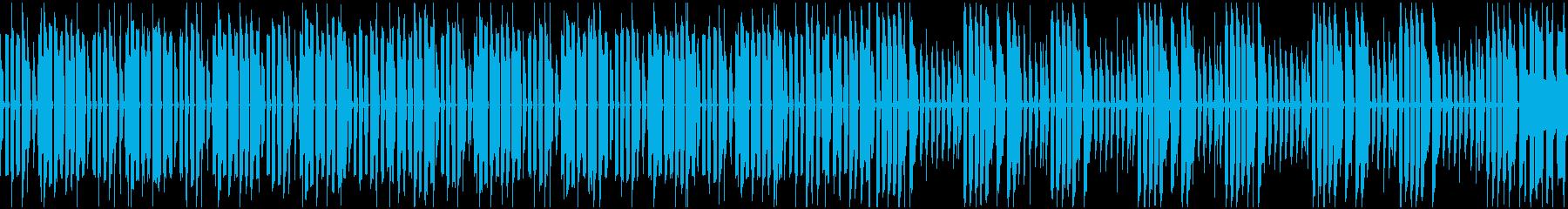 8bit風ループ音源です。の再生済みの波形