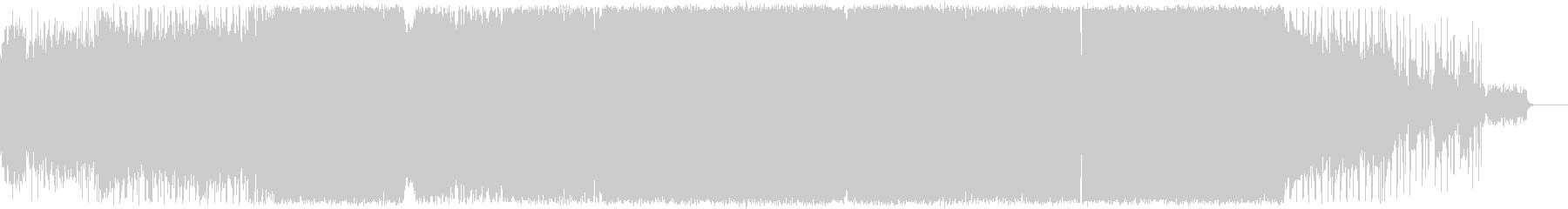 ハードロックバラード,ラウド,ギター生演の未再生の波形