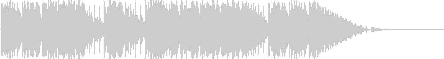 ピアノ・ストリングス曲_001浮遊感の…の未再生の波形
