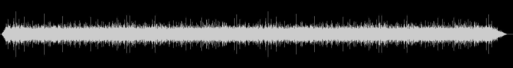 機械音 01の未再生の波形