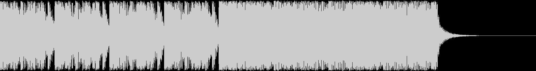 【子供ゲーム・アニメ】切ないSFサウンドの未再生の波形