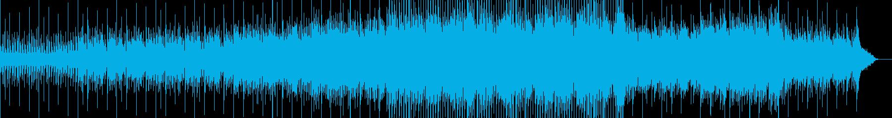 穏やかなエンディング・ウエディング用途にの再生済みの波形