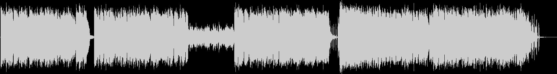 アコーディオンの民族的なケルトポップの未再生の波形