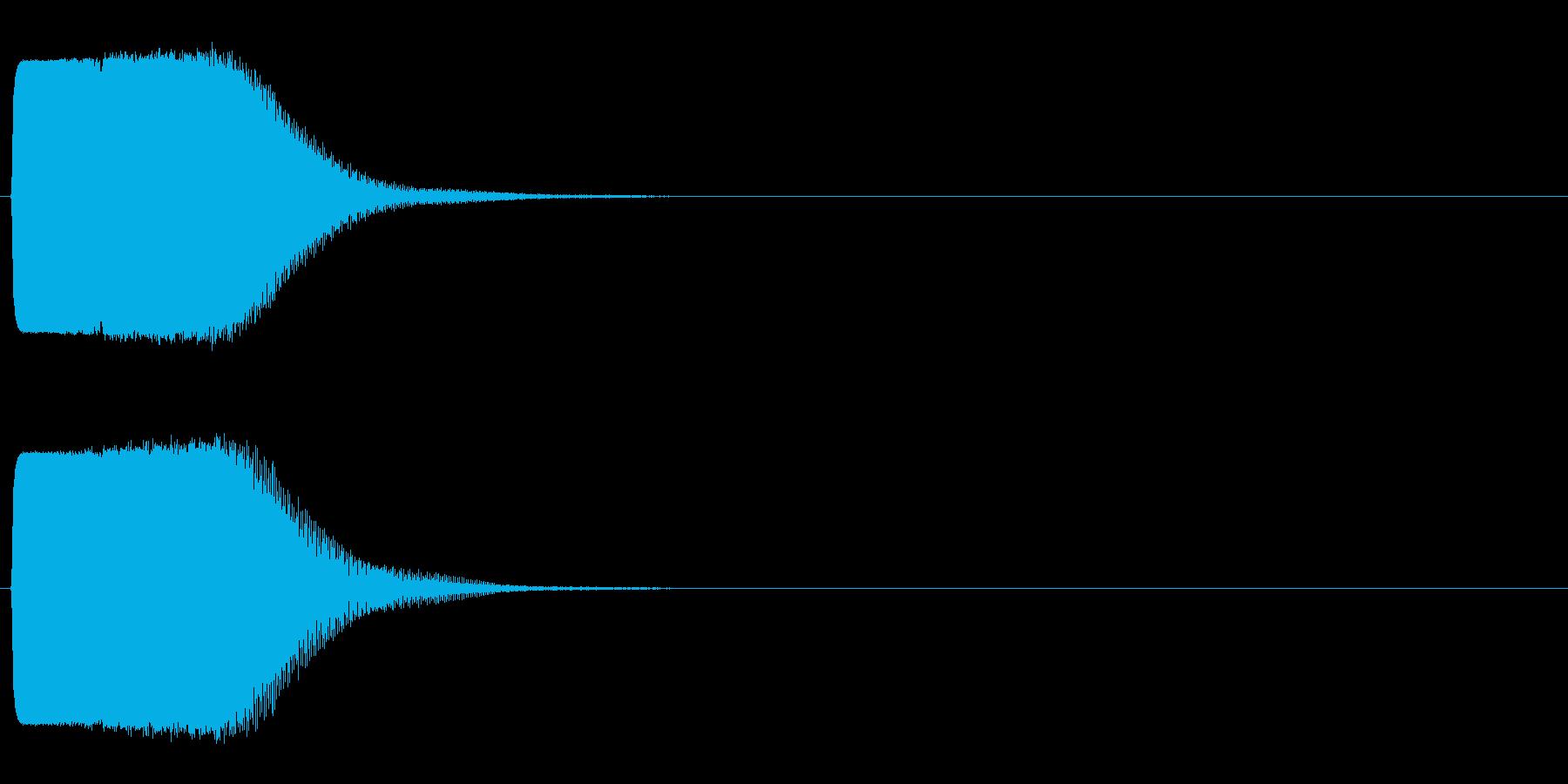 エラー(メッセージ,通知,停止)_04の再生済みの波形