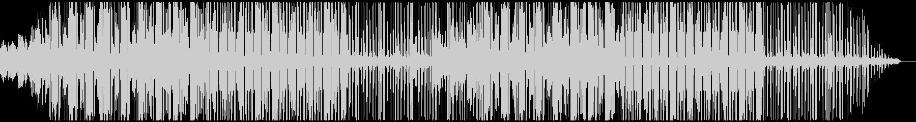 ハイセンスなCMや映像にぴったりな音楽の未再生の波形