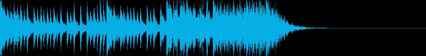 和太鼓アンサンブル/カウントダウン10秒の再生済みの波形
