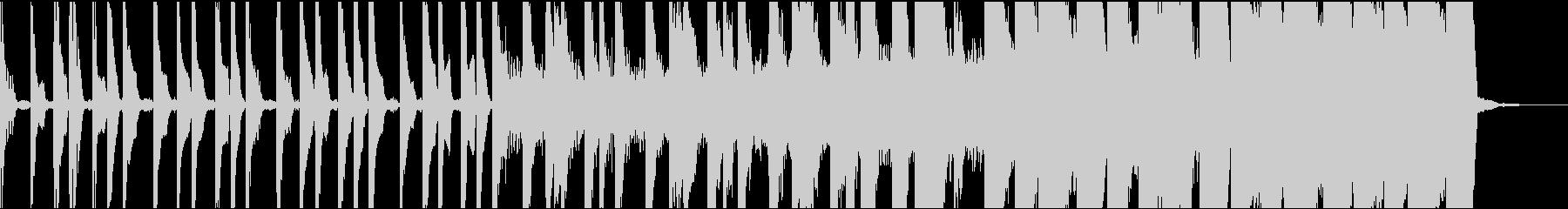 ゴリゴリEDM OP、ゲームの未再生の波形