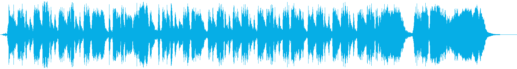 「クリスマスソングをアカペラで」シリーズの再生済みの波形