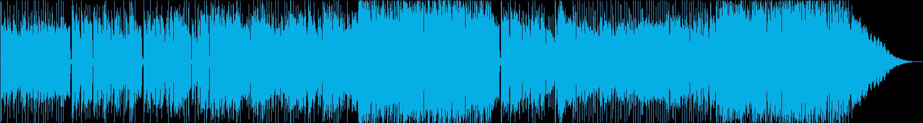 【生演奏】3ピースポップスバンドの再生済みの波形