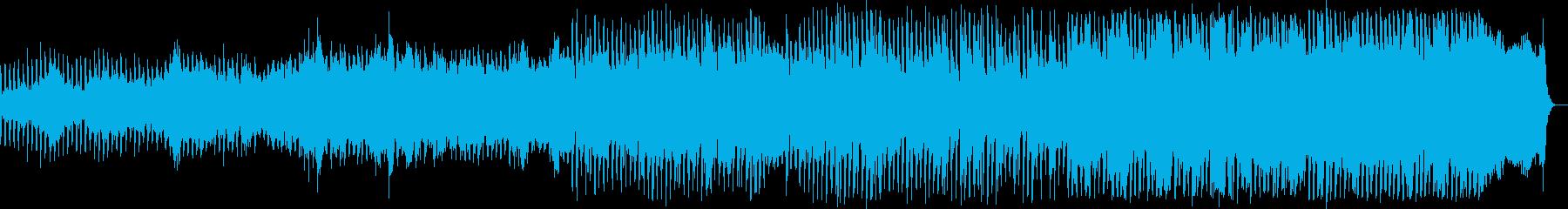 感動的な短調の弦楽室内アンサンブルの再生済みの波形