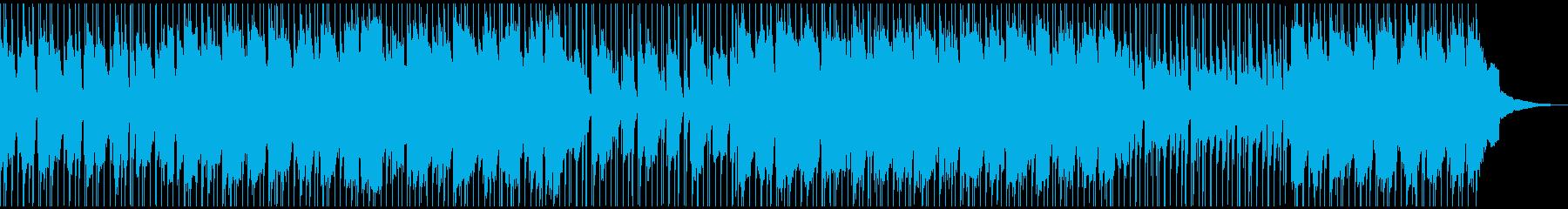 ポップ ロック ほのぼの 幸せ ワ...の再生済みの波形